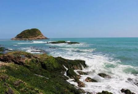 惠东黑排角海岸线戏水徒步穿越一日游