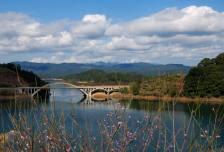 流溪河国家森林公园、云台山战场遗址、入住新财富温泉酒店2天