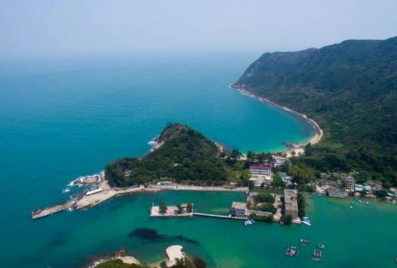 海岛之旅三门岛快艇冲浪、海上玩乐、海边露营、看海上日出、登山观无敌海景休闲纯玩2日游