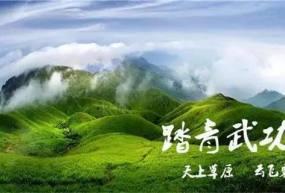 【武功山卧铺A线】人间仙境武功山 穿越高山草甸 看最美云海日出