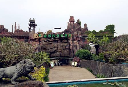 【佛冈】森波拉度假村、火山温泉、奇妙世界、剧场表演、萌宠乐园、连樟村、自助晚餐二天游