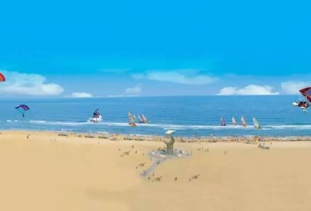 【海陵岛2天】住海陵岛上酒店、一号银滩、渔家乐游船、趣味拓展、沙滩篝火、特色黄鳝饭、海鲜餐两日游