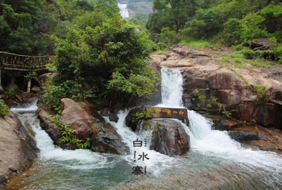【增城1天】增城登天南第一梯、观白水寨瀑布一天生态之旅